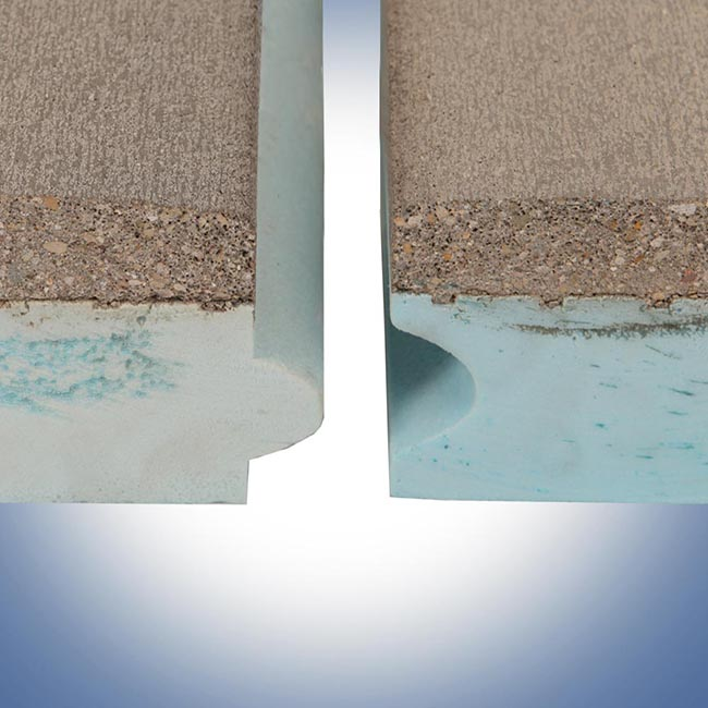 Heavyguard 174 Protected Membrane Roof Panels T Clear