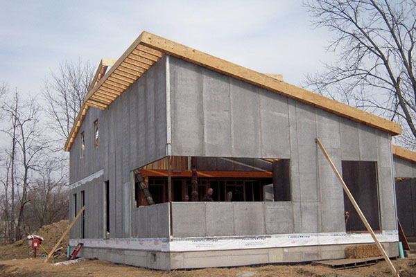 Protec C Sip Concrete Structural Insulated Panels T Clear
