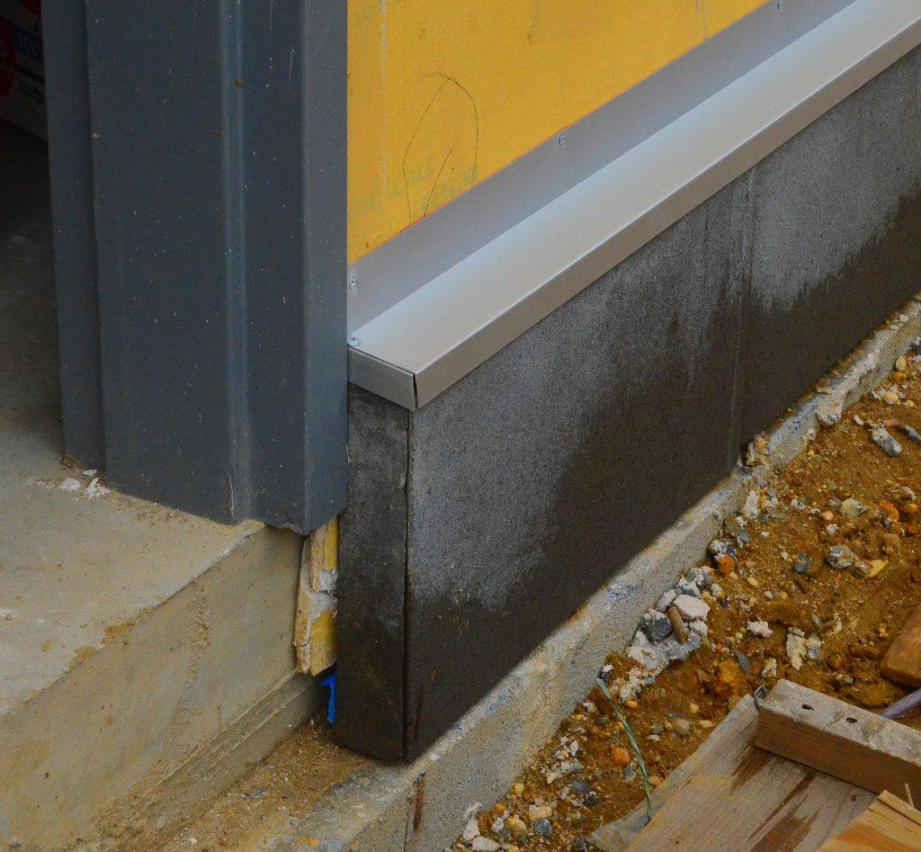 Wallguard 174 Concrete Faced Insulated Perimeter Wall