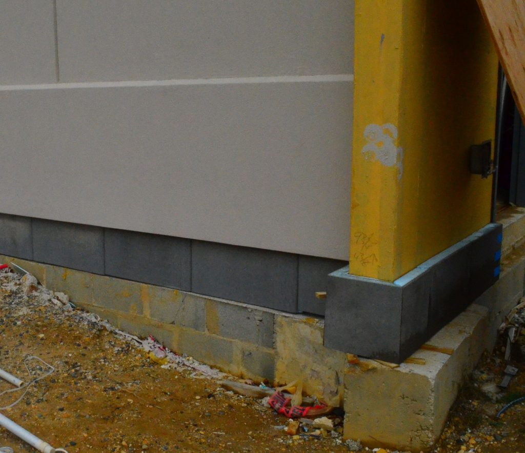Wallguard 174 Concrete Faced Insulated Perimeter Wall