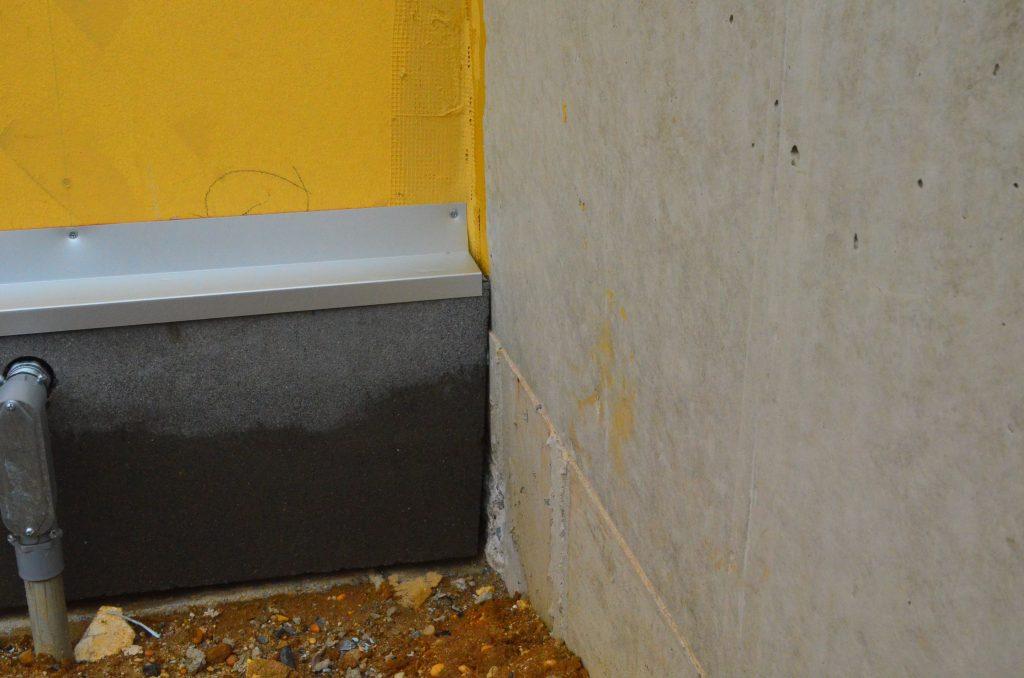 WallGUARD® - Concrete Faced Insulated Perimeter Wall Panels
