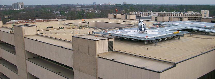 HeavyGUARD® Duke University Medical Center, Durham, NC – Slider Photo